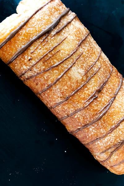pan de dulce chocolatín