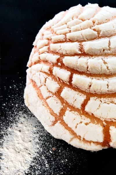 pan de dulce concha