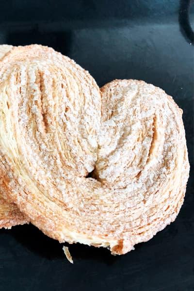 pan de dulce oreja