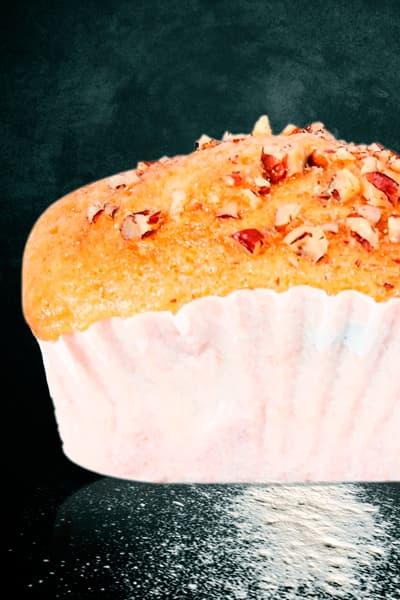 pan de dulce panquecito con nuez