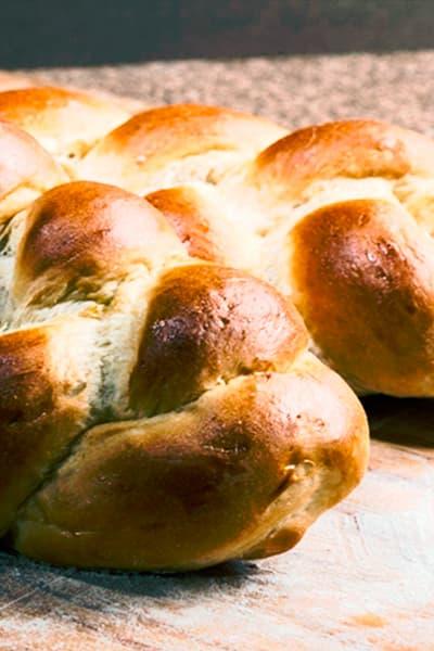 pan de dulce trenza