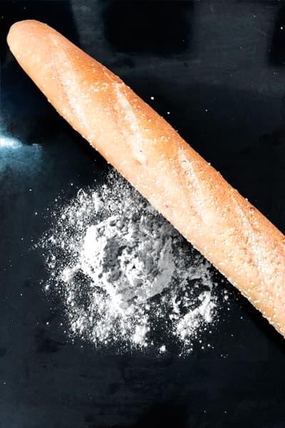 pan de sal baguette