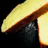 pan de dulce barra rebanada mantequilla