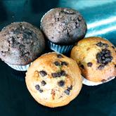 pan de dulce muffin